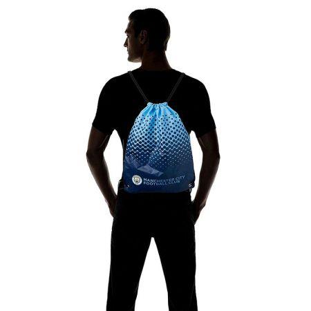 Чанта MANCHESTER CITY Gym Bag FD 504237  изображение 4