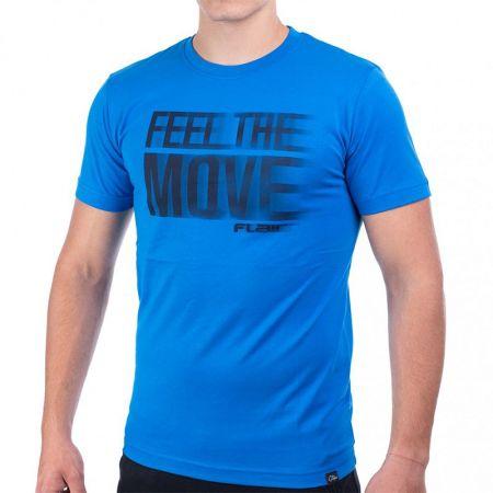 Мъжка Тениска FLAIR Feel The Move Fade T-Shirt 513474 176143