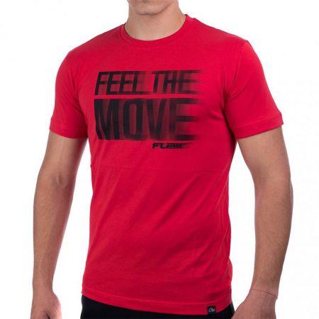 Мъжка Тениска FLAIR Feel The Move Fade T-Shirt 513475 176143