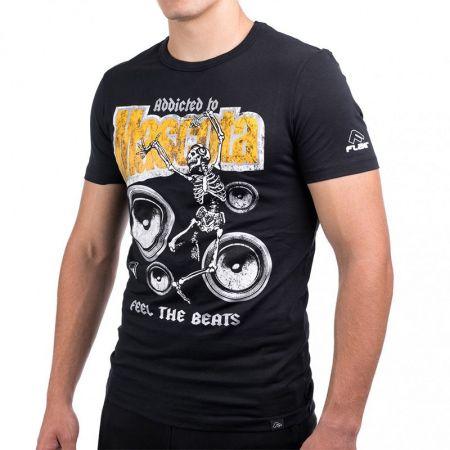 Мъжка Тениска FLAIR Addicted MSCT Beats T-Shirt 513482 176147