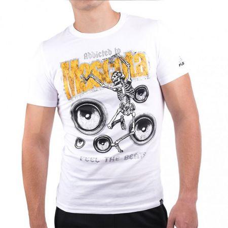 Мъжка Тениска FLAIR Addicted MSCT Beats T-Shirt 513480 176147