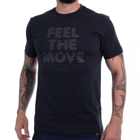 Мъжка Тениска FLAIR FTM Carbon T-Shirt 513629 176153