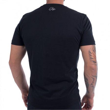 Мъжка Тениска FLAIR NYC Logo T-Shirt 513628 176154 изображение 2