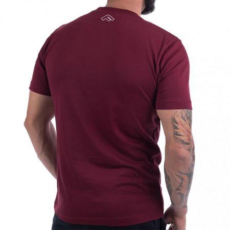 Мъжка Тениска FLAIR NYC Logo T-Shirt 513627 176154 изображение 2
