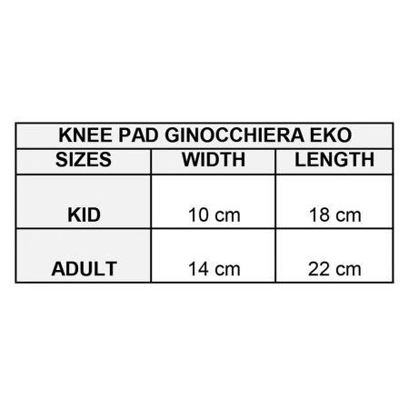 Наколенки ZEUS Ginocchiera Volley Eko 06 507452 Ginocchiera VolleyEko  изображение 2
