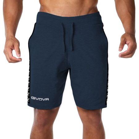Мъжки Къси Панталони GIVOVA Bermuda Terry Band 0004 515317 BA04
