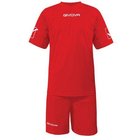 Детски Спортен Екип GIVOVA Kit MC 12 504259 KITC48