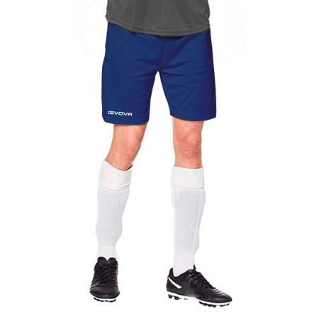 Мъжки Къси Панталони GIVOVA Pantaloncino One 0004 504686 P016