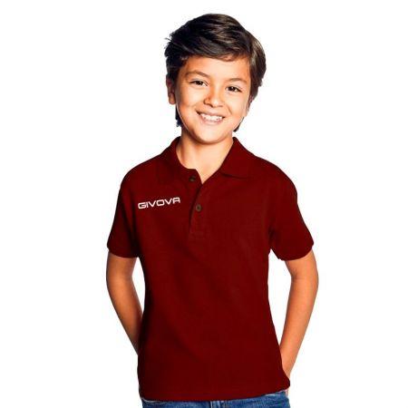 Детска Тениска GIVOVA Polo Summer 0008 515232 ma005