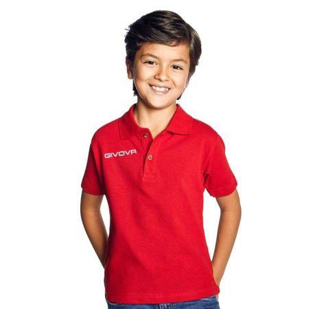 Детска Тениска GIVOVA Polo Summer 0012 505018 ma005