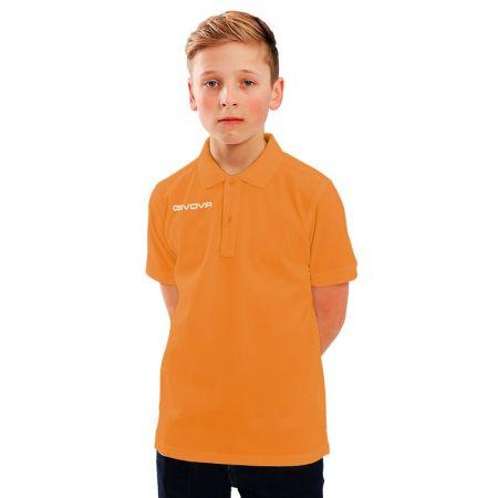 Детска Тениска GIVOVA Polo Summer 0001 515230 ma005