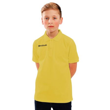 Детска Тениска GIVOVA Polo Summer 0007 511790 ma005