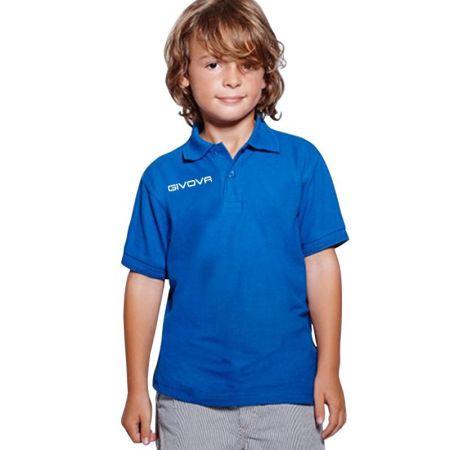 Детска Тениска GIVOVA Polo Summer 0002 505016 ma005