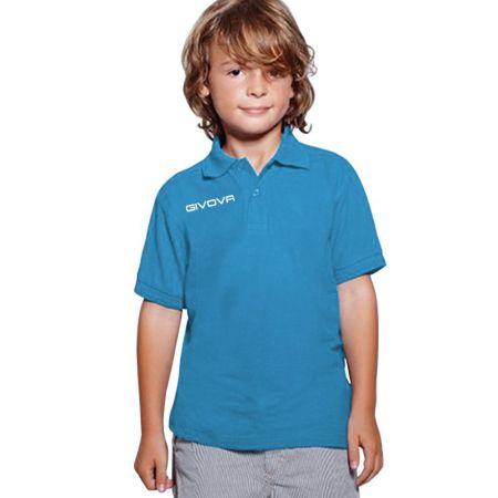 Детска Тениска GIVOVA Polo Summer 0024 515233 ma005