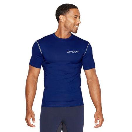 Мъжка Спортна Термо Тениска GIVOVA Running Corpus 2 0004 504801 MAE011