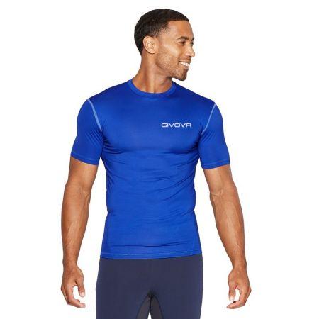 Мъжка Спортна Термо Тениска GIVOVA Running Corpus 2 0002 504797 MAE011