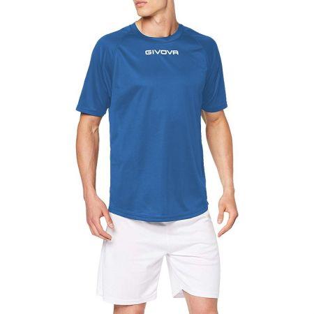 Мъжка Тениска GIVOVA Shirt One ML 0002 504632 MAC01