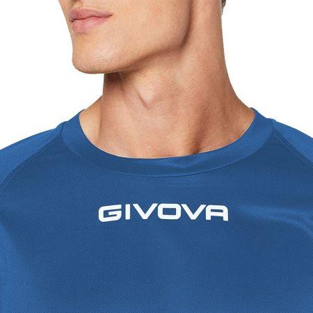 Мъжка Тениска GIVOVA Shirt One ML 0002 504632 MAC01 изображение 4