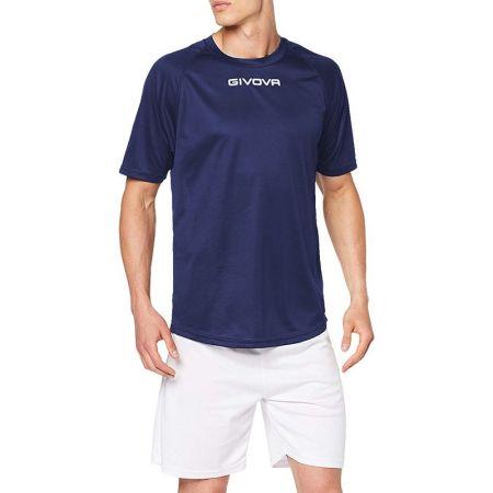 Мъжка Тениска GIVOVA Shirt One ML 0004 504630 MAC01
