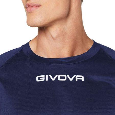 Мъжка Тениска GIVOVA Shirt One ML 0004 504630 MAC01 изображение 4