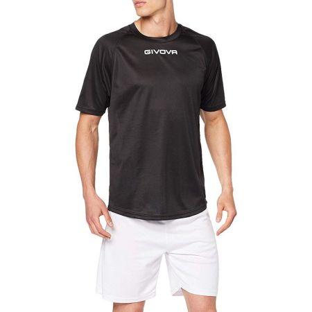 Мъжка Тениска GIVOVA Shirt One ML 0010 504626 MAC01