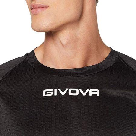 Мъжка Тениска GIVOVA Shirt One ML 0010 504626 MAC01 изображение 4