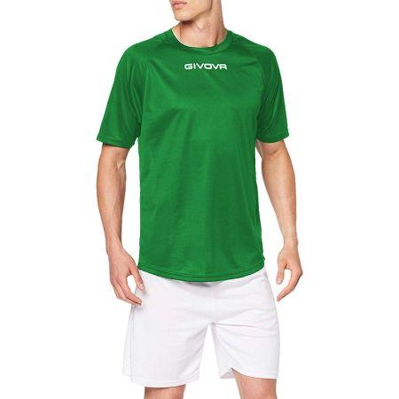 Мъжка Тениска GIVOVA Shirt One 0013 504624 MAC01