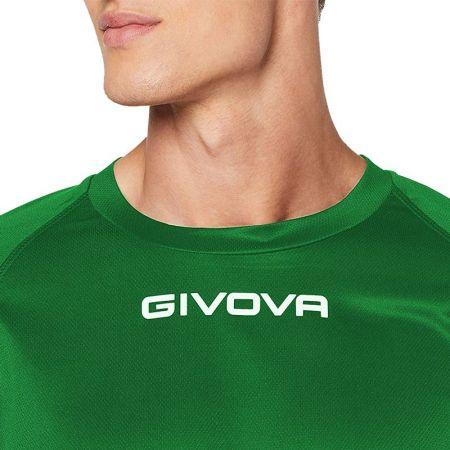 Мъжка Тениска GIVOVA Shirt One ML 0013 504624 MAC01 изображение 4