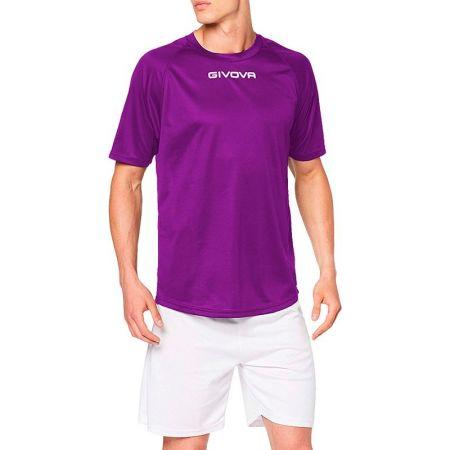 Мъжка Тениска GIVOVA Shirt One 0014 504623 MAC01