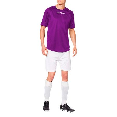 Мъжка Тениска GIVOVA Shirt One 0014 504623 MAC01 изображение 2