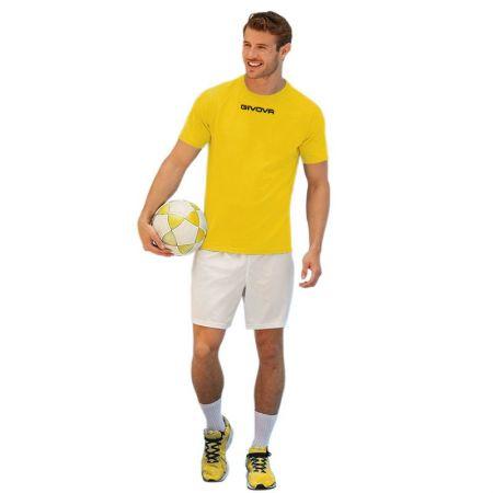 Мъжка Тениска GIVOVA Shirt One ML 0007 504628 MAC01 изображение 2