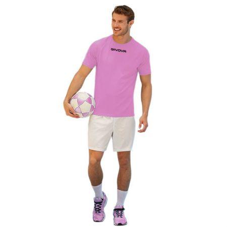 Мъжка Тениска GIVOVA Shirt One ML 0011 504621 MAC01 изображение 2