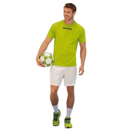 Мъжка Тениска GIVOVA Shirt One ML 0019 509216 MAC01 изображение 2
