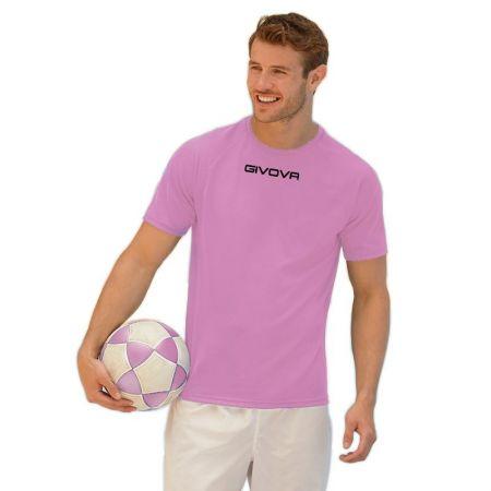 Мъжка Тениска GIVOVA Shirt One ML 0011 504621 MAC01