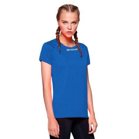 Дамска Тениска GIVOVA Shirt One ML 0002 516169 MAC01