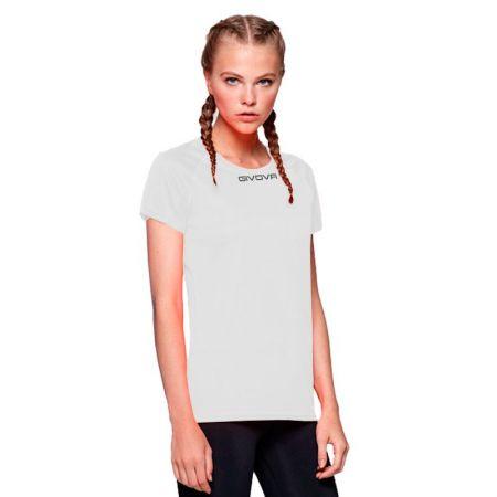 Дамска Тениска GIVOVA Shirt One ML 0003 516170 MAC01