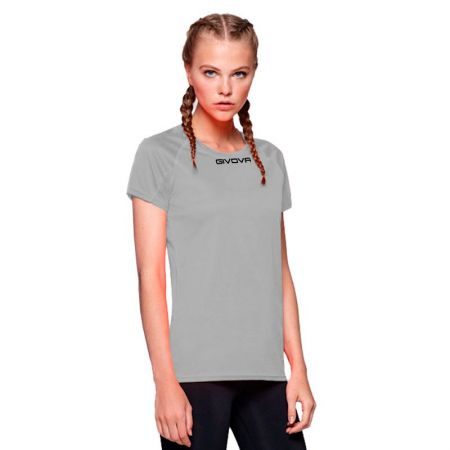 Дамска Тениска GIVOVA Shirt One ML 0027 516177 MAC01