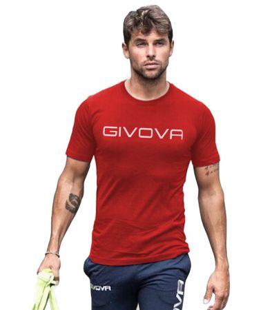 Мъжка Тениска GIVOVA T-Shirt Spot 0012 504998 MA008