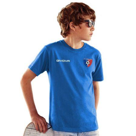 Детска Тениска STRUMSKA SLAVA Givova T-Shirt Fresh 0002 516328 MA007-SS