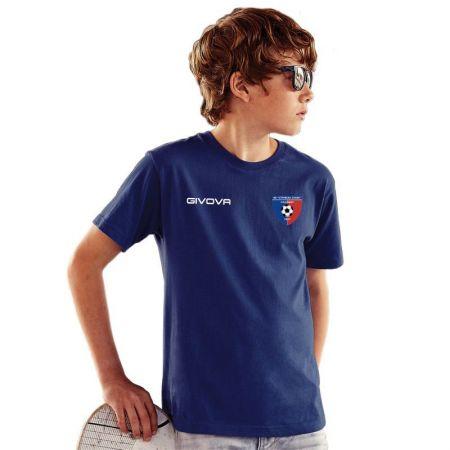 Детска Тениска STRUMSKA SLAVA Givova T-Shirt Fresh 0004 516333 MA007-SS