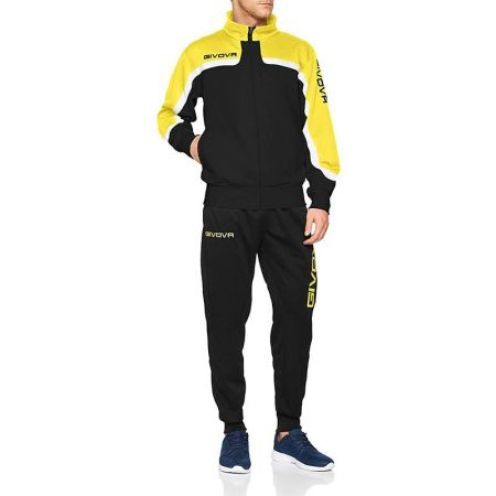 Многоцветен: Черен, Жълт