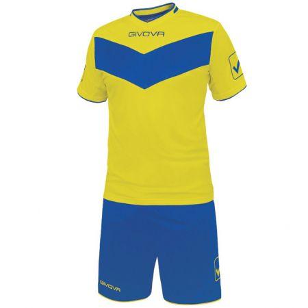 Детски Спортен Екип GIVOVA Kit Vittoria 0702 504305 KITT04
