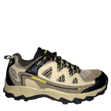 Дамски Туристически Обувки GUGGEN MOUNTAIN Highroad Leather Trekking Shoes 200903 Highroad-Brown