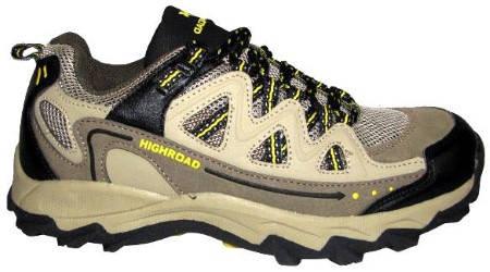 Детски Туристически Обувки GUGGEN MOUNTAIN Highroad Leather Trekking Shoes 300516a