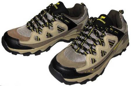 Дамски Туристически Обувки GUGGEN MOUNTAIN Highroad Leather Trekking Shoes 200903 Highroad-Brown изображение 2