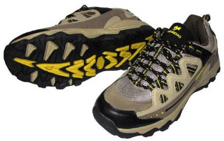Дамски Туристически Обувки GUGGEN MOUNTAIN Highroad Leather Trekking Shoes 200903 Highroad-Brown изображение 3