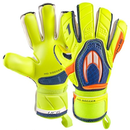 Вратарски Ръкавици HO SOCCER One Negative Lime SS18 513307 051.0619