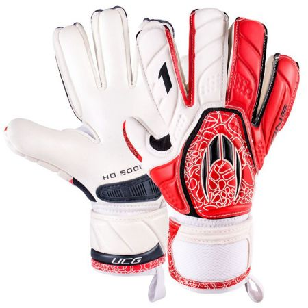 Вратарски Ръкавици HO SOCCER One Negative Intense Red SS19 514621 051.0711