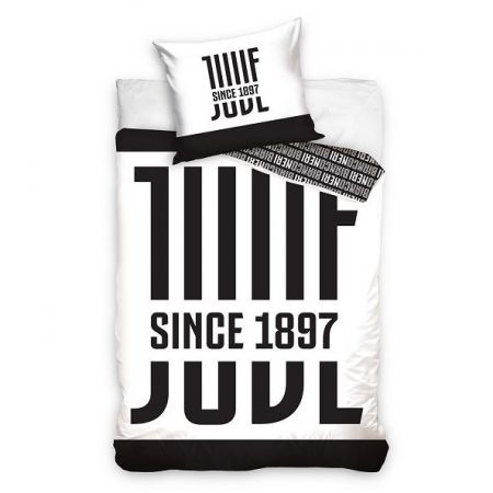 Спално Бельо JUVENTUS Single Duvet Set JV 500277