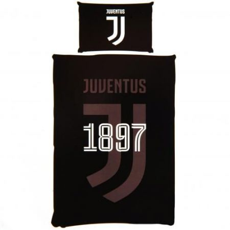 Спално Бельо JUVENTUS Single Duvet Set 503766